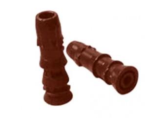 SACHET DE 50 INJECTEURS BOIS 9,5 mm