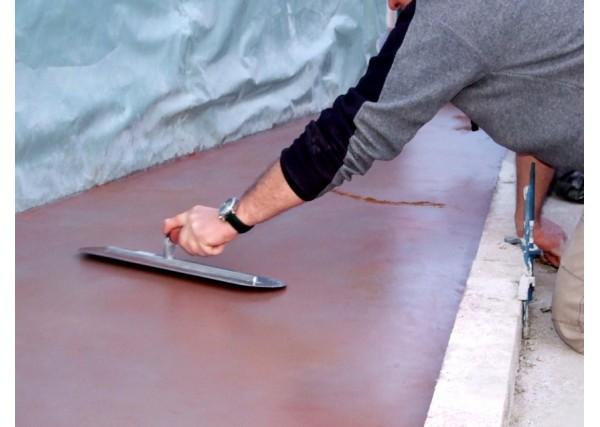 Colorant en poudre pour ciment baticolor batidirect - Colorant pour beton ...